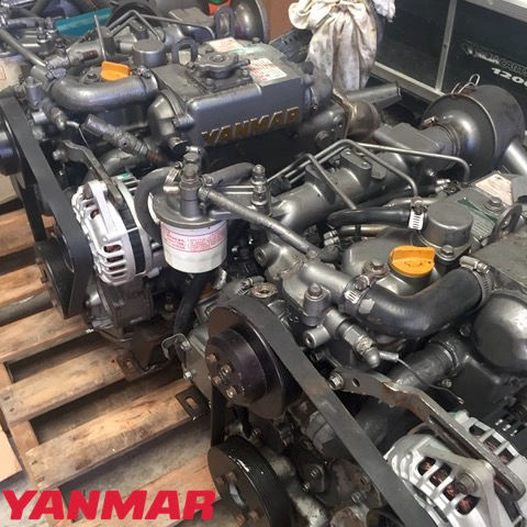 Used Yanmar Engine in Grenada